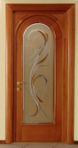 Хвойні, Двері, Ялина (Picea abies) - Біла