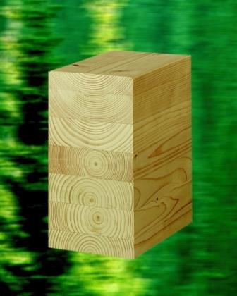 Glulam   straight beams, Eugen Decker Holzindustrie KG
