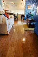 Solid Wood Flooring China - Bamboo, Tongue & Groove