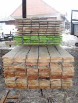 Softwood  Sawn Timber - Lumber PEFC For Sale Germany - PEFC 20-25 mm Kiln Dry (KD) Larch (Larix Spp.) from Germany, NRW