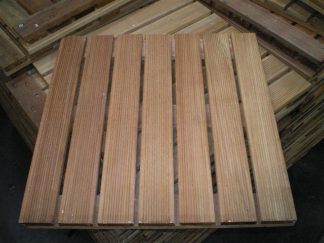 Venta baldosa de madera de jard n madera asi tica alemania - Baldosas de madera para jardin ...