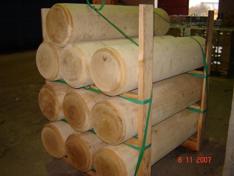 Wholesale a/b 8-40 cm Oak Stakes from Germany