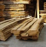 Laubholz  Blockware, Unbesäumtes Holz Frankreich - Loseware, Kirsche