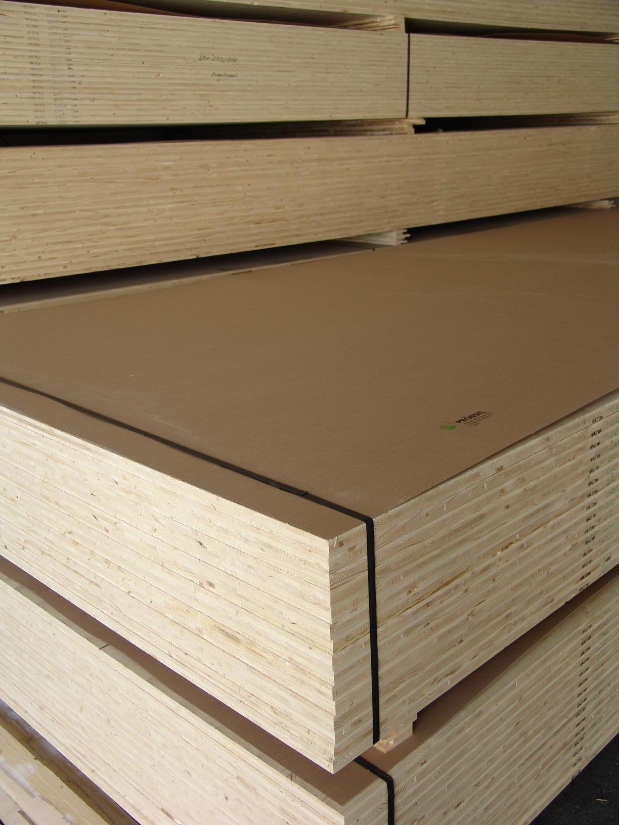 Panneau 3 plis pour menuiserie epic a picea abies bois blancs - Panneau 3 plis ...