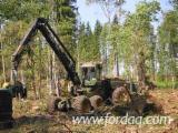 Skidding - Forwarding, Harvester, ÖSA