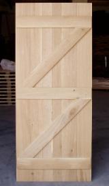 Doors, Windows, Stairs - Hardwood (Temperate), Oak (European), Doors, Germany