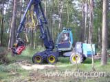Abatteuse - Vend Abatteuse ProfiForest Profi 50FC Occasion 2006, 2100h Allemagne
