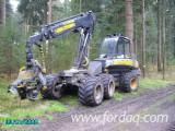 Forstmaschinen Harvester - Gebraucht Ponsse Beaver 2003, 8000h Harvester Deutschland