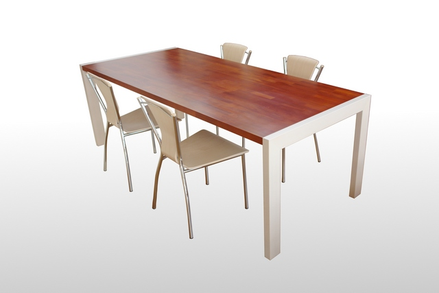 Tavoli da pranzo berloni idee per il design della casa for Tavoli pranzo cristallo