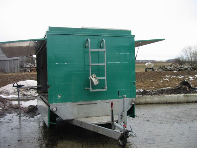 Gebraucht stedele werkstattanh nger zu verkaufen deutschland for Gebraucht mobile