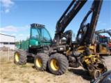 瑞典 - Fordaq 在线 市場 - Harvester Timberjack  1270D 旧 2004 瑞典