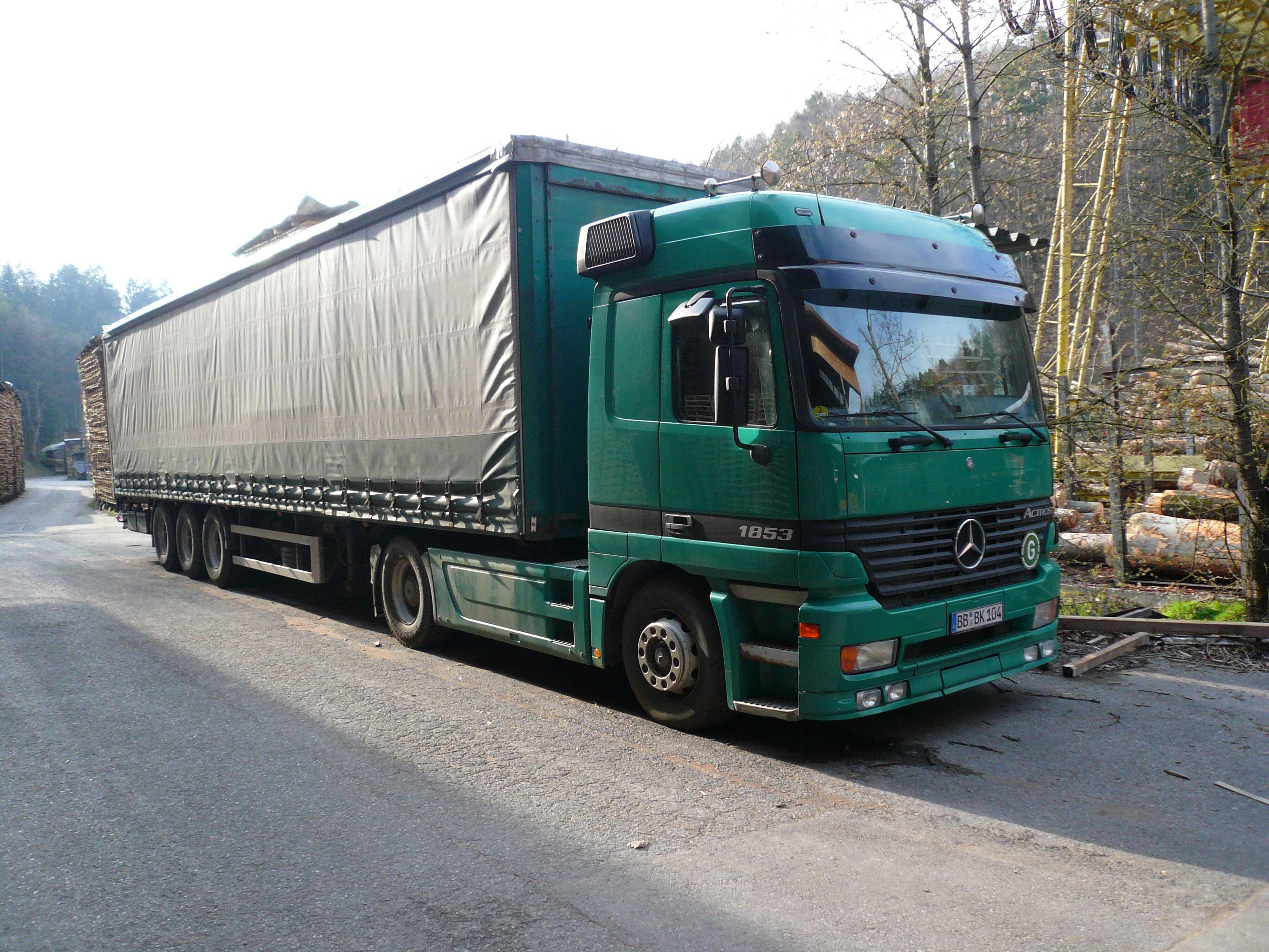 kamioni prodaja srbija