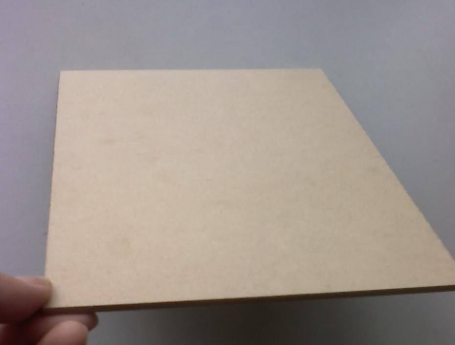 Medium density fibreboard mdf mm