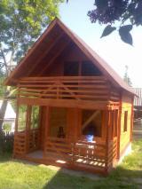 Comprar O Vender  Cabaña De Vacaciones - Cabaña De Vacaciones Abeto  - Madera Blanca Madera Blanda Europea Rumania