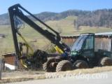 Used 1999, 12700h Timberjack 1270 B Harvester in Switzerland