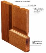 Doors, Windows, Stairs - Hardwood (Temperate), Doors, chinese oak