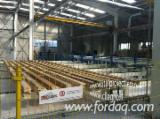 Glulam Production Line - Machines, automation, technology, professional RELIABILITY, services.