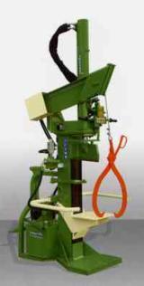 Chipper - Cleaver - Debarker, Wood Splitter