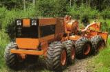 Forest & Harvesting Equipment Demands Switzerland - Knickschlepper Dasser Woodcat 8x8