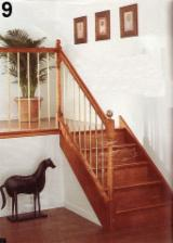 Doors, Windows, Stairs Oak European - Hardwood (Temperate), Stairs, Oak (European)