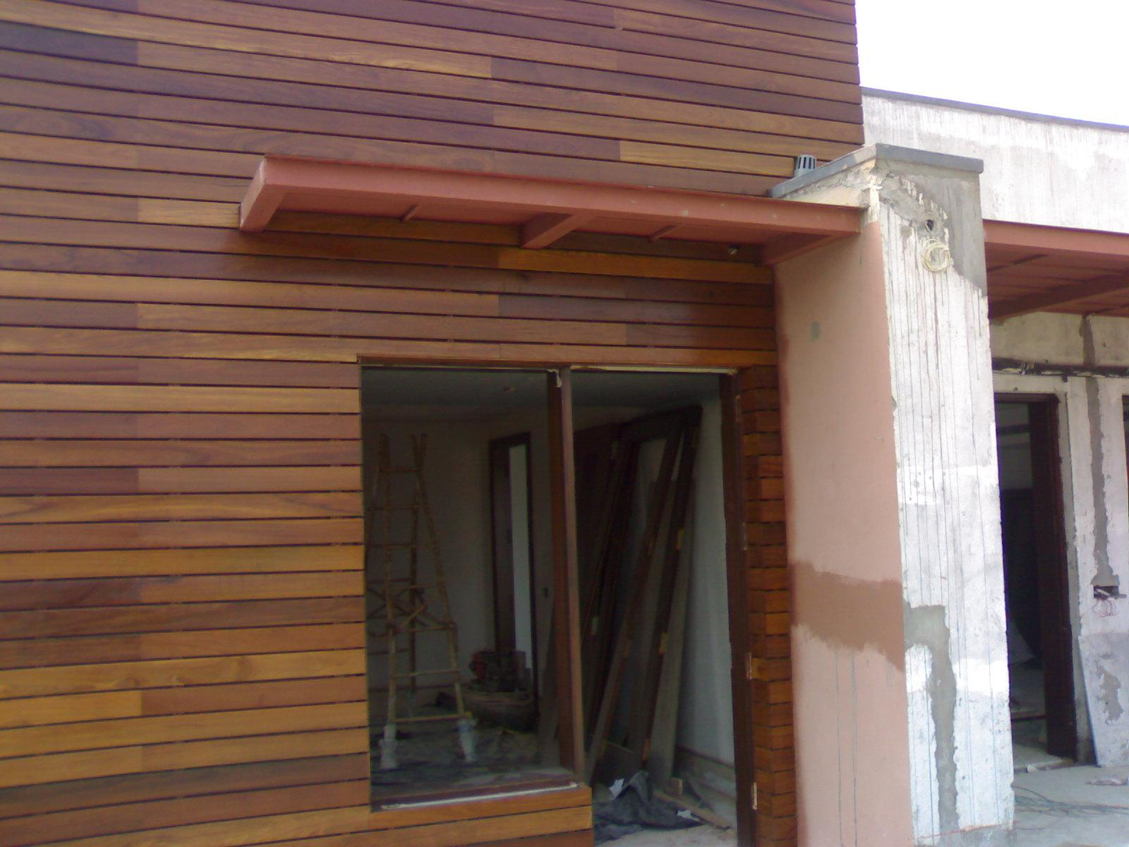 Cumaru Almendrillo Shihuahuaco For Exterior Cladding And Flooring