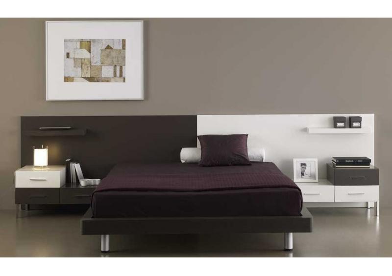 Ensemble pour chambre coucher design 20 0 200 0 for Modele deco chambre a coucher
