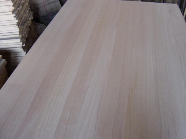 Paulownia-1-Ply-Solid-Wood-Panel
