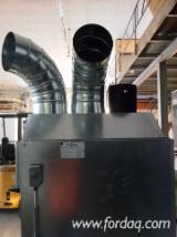 Boiler Systems With Furnaces For Chips - Used TECNO GA 55 2012 Boiler Systems With Furnaces For Chips For Sale Italy