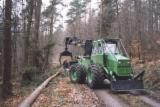 Romania Forest & Harvesting Equipment - New -- NF 140 Articulated Skidder in Romania
