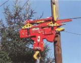 Forest & Harvesting Equipment - New -- -- Mobile Cable Crane Romania