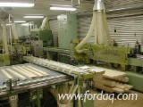 Maszyny Do Obróbki Drewna Na Sprzedaż - Linia Produkcji Listew Do Okien Gabbiani Używane w Włochy