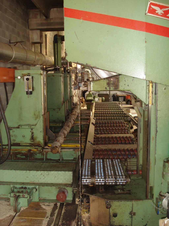 Seghe segatronchi a nastro verticali artiglio for Opzioni di rivestimenti verticali