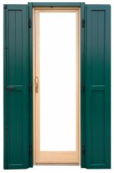 Porte, Finestre, Scale, Persiane E Cofani Bosnia - Herzegovina - Porte ISO-9000 Larice , Abete  - Legni Bianchi