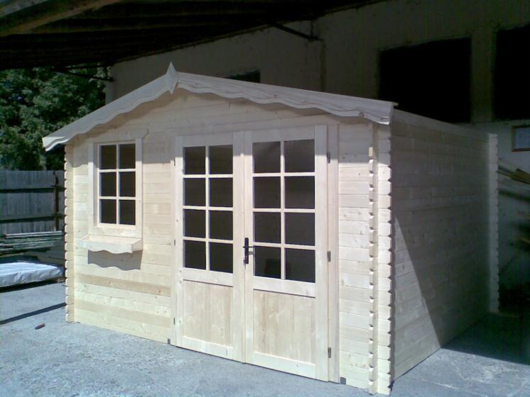 vend abri de jardin 20 0 m2 sqm roumanie. Black Bedroom Furniture Sets. Home Design Ideas