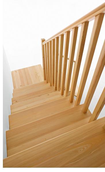 nadelholz treppen l rche larix spp. Black Bedroom Furniture Sets. Home Design Ideas