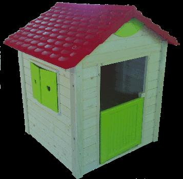 Casetta da gioco per bambini abete resinosi europei for Casette legno romania