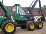 İsveç - Fordaq Online pazar - Toplayıcı (harvester) Timberjack 1270 C Used 2001 İsveç