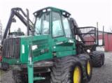 Forstmaschinen Forwarder - Gebraucht Timberjack 1410D 1998 Forwarder Schweden
