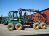 Forstmaschinen Forwarder - Gebraucht Timberjack 810D 2004 Forwarder Schweden