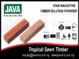 Laubschnittholz, Besäumtes Holz, Hobelware  Zu Verkaufen Malaysia - Meranti, White