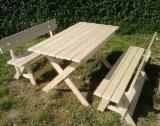 Pine  - Redwood Garden Furniture - Traditional Pine (Pinus Sylvestris) - Redwood Garden Sets in Poland